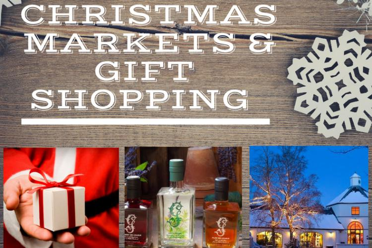 Christmas Markets & Gift Shopping in North East Scotland 2017